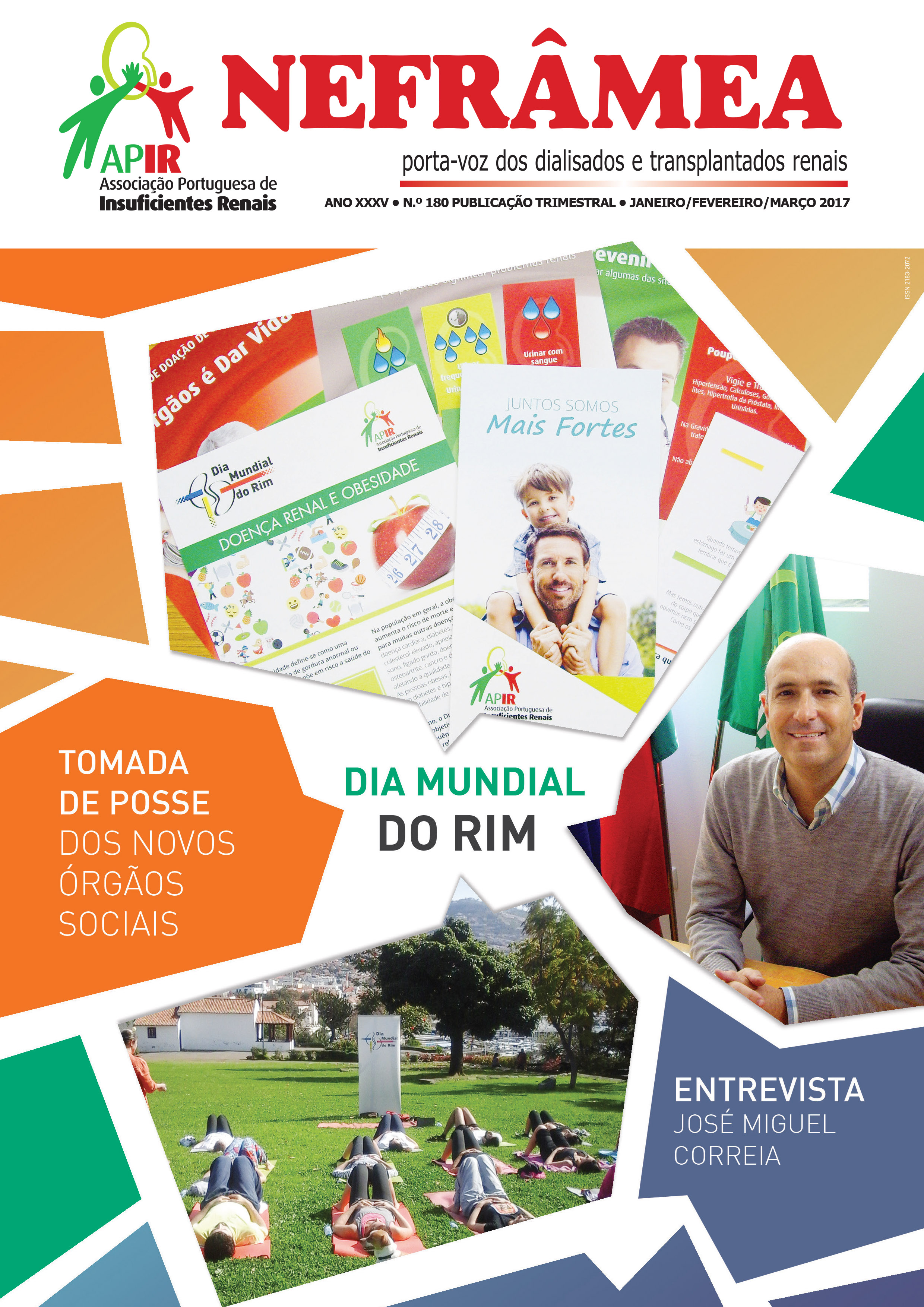 CAPA Revista Neframea 180