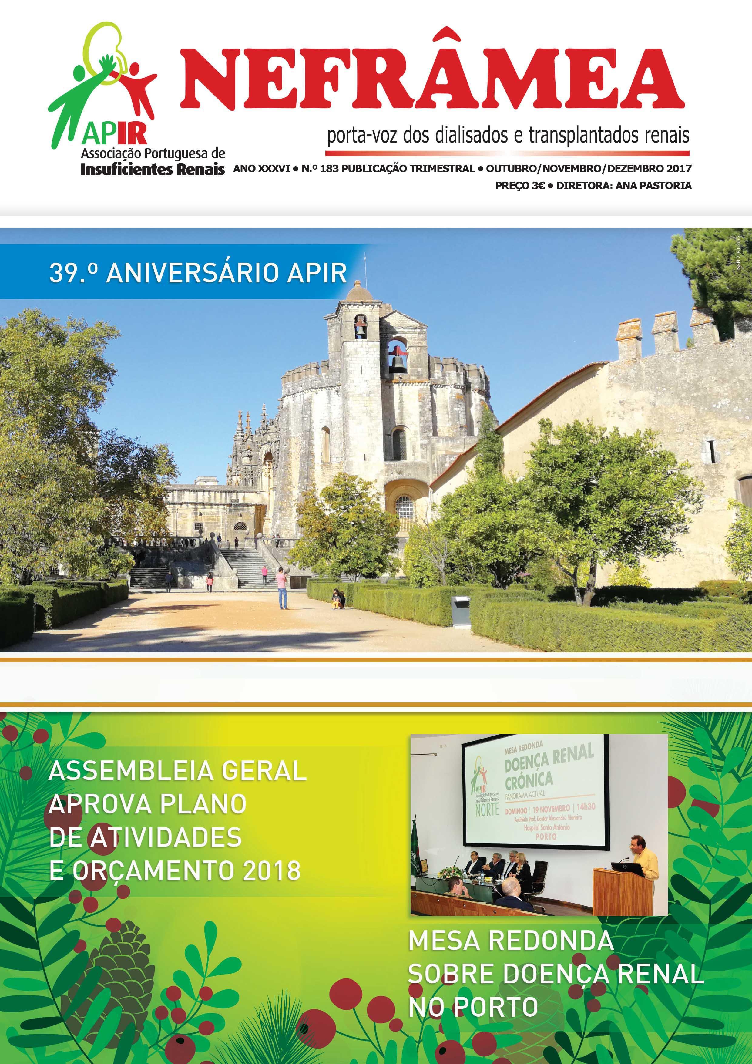 CAPA Revista Neframea 183
